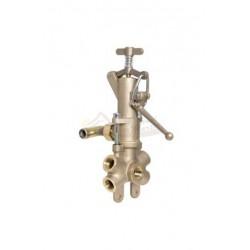 Regulador de presión M.2011 con palmera