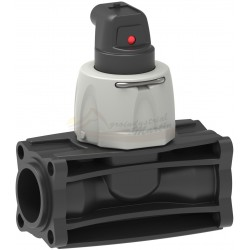 Caudalímetro ARAG de paleta con brida WOLF para válvulas 863 - 46263A0