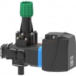 Válvula de cierre general Serie 864 con válvula de máxima regulable ARAG - 8640502