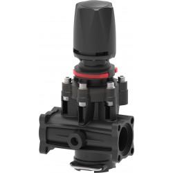 Válvula de regulación máxima presión de membrana con brida ARAG - 475514