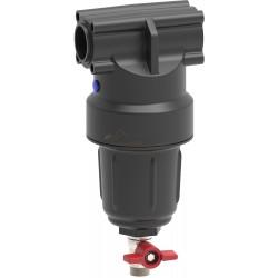 Filtro bridado en línea 345 con grifo ARAG - 34520030