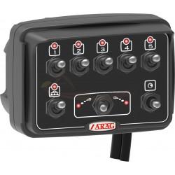 Caja de mando 7 vías ARAG - 46695733