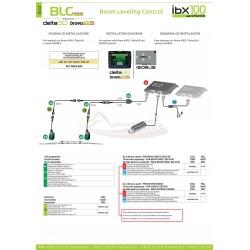 Kit nivelación barra BLC ARAG - 4679003600