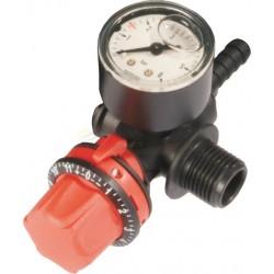 Válvula de regulación de presión 3/8 X 1/2 M-M para bomba 8000 ARAG - 9620122
