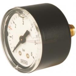 Manómetro para bomba eléctrica 0-6 Bar ARAG - 908006