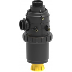"""Filtro aspiración 260l/min con válvula 2"""" ARAG - 31724735"""
