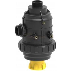 """Filtro de aspiración 220l/min con válvula 1"""" 1/2 50mesh ARAG  - 3162463"""