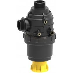 """Filtro aspiración 160L/min con válvula 1"""" 1/2 80mesh ARAG - 31424635"""