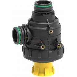 Filtro aspiración 160L/min con válvula para horquilla T6 50 mesh ARAG - 31424E3