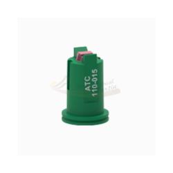 Boquilla ATC doble chorro cerámica antideriva 110º (Caja de 5 unidades)