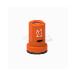Boquilla HCA turbulencia cerámica antideriva 80º (Caja de 5 unidades)