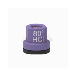 Boquilla HCI80 turbulencia cerámica 80º (Caja de 5 unidades)