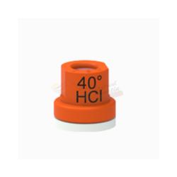 Boquilla HCI40 turbulencia cerámica 40º (Caja de 5 unidades)