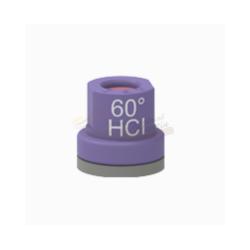 Boquilla HCI60 turbulencia cerámica 60º (Caja de 5 unidades)