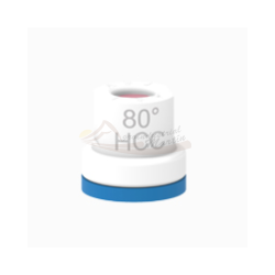 Boquilla HCC turbulencia cerámica 80º (Caja de 5 unidades)