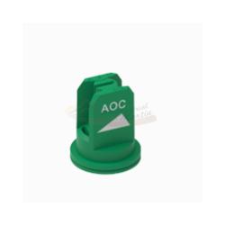 Boquilla AOC excéntrica antideriva 80º (Caja de 5 unidades)