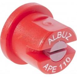 Boquilla APE cerámica rajilla 110º (Caja de 5 unidades) - Albuz