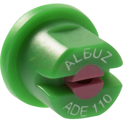 Boquilla ADE cerámica antideriva 110º (Caja de 5 unidades) - Albuz