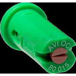 Boquilla AVI-OC excéntrica antideriva 80º - Albuz