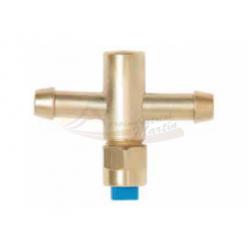 Portaboquilla 1 espiga (Desmontable) (Caja de 5 unidades) ARAG
