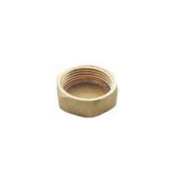 """Tapón hembra latón 3/8""""H (Caja de 10 unidades) ARAG"""