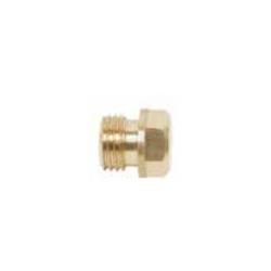 Tapón soporte pulverizador latón 12mm (Caja de 10 unidades) ARAG