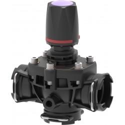 Válvula de regulación manual gran caudal 450L/min ARAG
