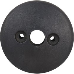 Juego de contrapesos, rueda 20 + 20 Kg. 400 x 8