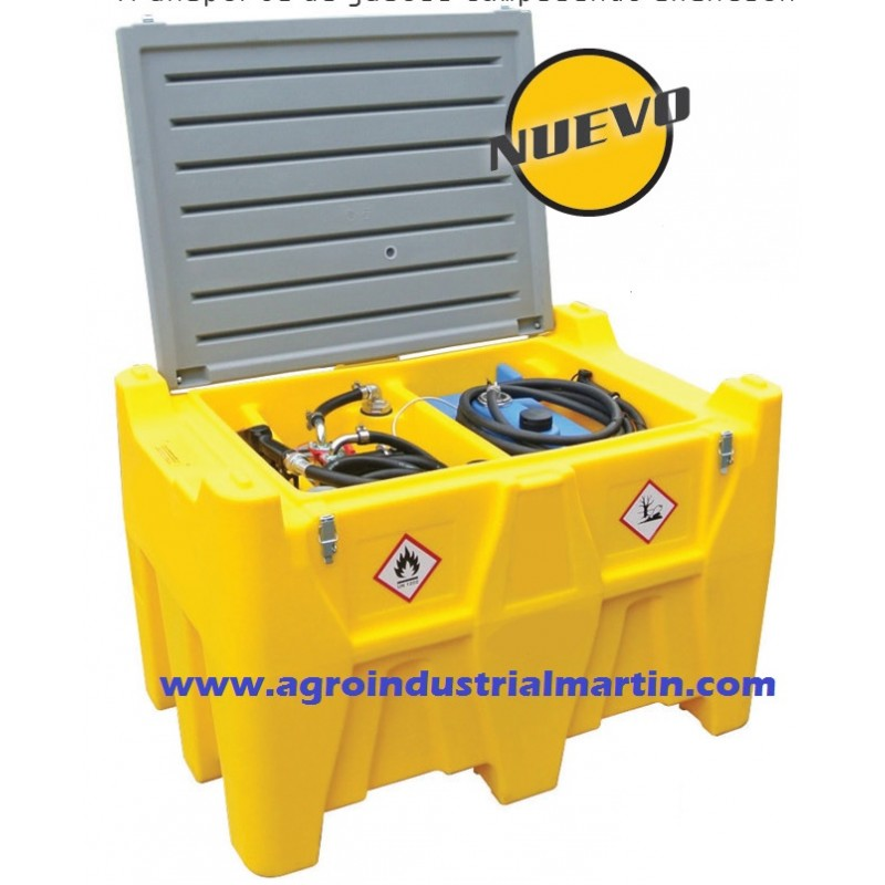 Depositos de gasoleo para calefaccion precios cool for Precio instalacion calefaccion gasoil