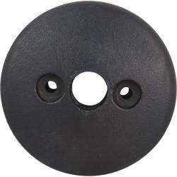 Juego de contrapesos, rueda 20 + 20 Kg. 500 x 12
