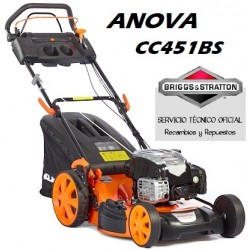 Cortacésped Profesional ANOVA CC451BS