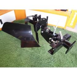 Arado vertedera Groway Bulldog  Modells