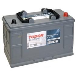 Batería Tudor – TF1202 12V 120Ah 870A. 349x175x235