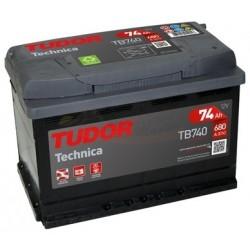 Batería Technica Tudor – TB740 12V 120Ah 870A.
