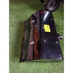 Rotovator 75cm 24 cuchillas para Motocultor
