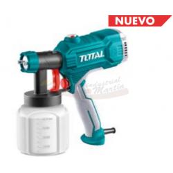 PISTOLA DE PINTURA 350W TOTAL - TT3506