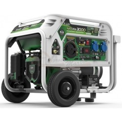 GENERADOR NATURA 3000 GAS -GASOLINA 230V E-Start