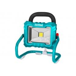 REFLECTOR LED 20V TOTAL - 750-1500 LUMENS - P20S (NO INCLUYE BATERÍA NI CARGADOR) - TFLI2002