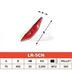 REJA CHISEL REFORZADA LR-5 CN