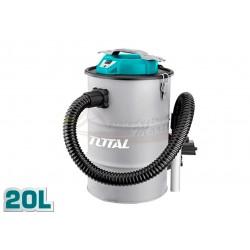 ASPIRADOR CENIZA 20L 1200W TOTAL - TAVC12202
