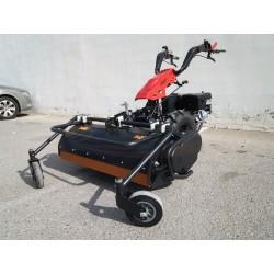 Desbrozadora 60cm con Motocultor Groway Bulldog  G130