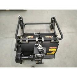 Trituradora desbrozadora 60cm Groway Bulldog  Modells