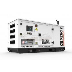 GENERADOR GENERGY GDS90T INSONORIZADO 94KVA 75KW 400/230V DIÉSEL - 21085