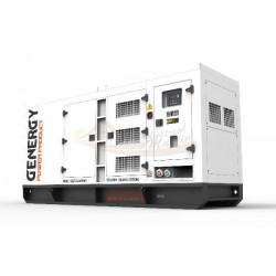 GENERADOR GENERGY GDS200T INSONORIZADO 204KVA 163KW 400/230V DIÉSEL - 21115