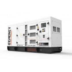 GENERADOR GENERGY GDS350T INSONOROZADO 358KVA 286KW 400/230V DIÉSEL - 21145